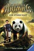 Der Sturm naht / Spirit Animals Bd.10 (eBook, ePUB)