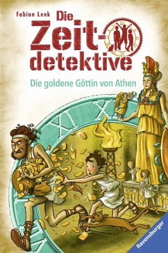 Die goldene Göttin von Athen / Die Zeitdetektive Bd.40 (eBook, ePUB) - Lenk, Fabian