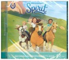 Spirit, wild und frei - Drei Detektivinnen, 1 Audio-CD