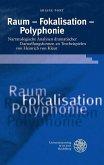 Raum - Fokalisation - Polyphonie (eBook, PDF)
