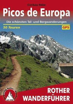 Picos de Europa (eBook, ePUB) - Rabe, Cordula