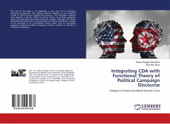 Integrating CDA with Functional Theory of Political Campaign Discourse
