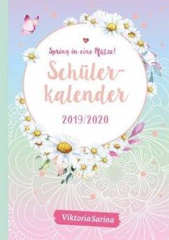 Spring in eine Pfütze! Schülerkalender 2019/2020 - Sarina, Viktoria
