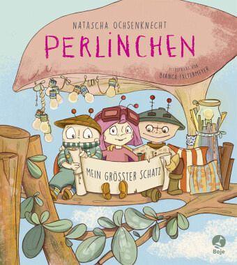 Buch-Reihe Perlinchen