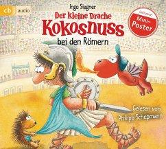 Der kleine Drache Kokosnuss bei den Römern / Die Abenteuer des kleinen Drachen Kokosnuss Bd.27 - Siegner, Ingo