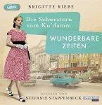 Wunderbare Zeiten / Die Schwestern vom Ku'damm Bd.2 (2 MP3-CDs)