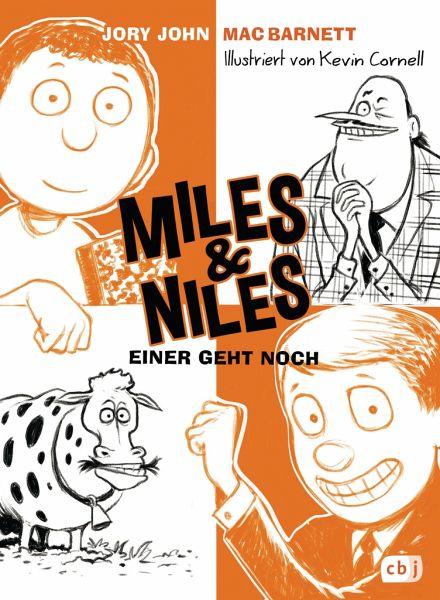 Buch-Reihe Miles & Niles