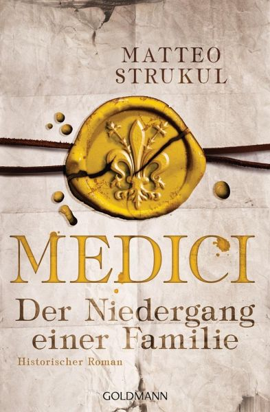 Buch-Reihe Medici