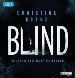 Blind / Milla Nova ermittelt Bd.1 (2 MP3-CDs) - Brand, Christine