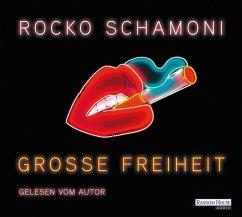 Große Freiheit, 6 Audio-CDs - Schamoni, Rocko