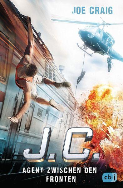 Buch-Reihe Agent J.C.