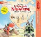 Der kleine Drache Kokosnuss erforscht die Indianer / Der kleine Drache Kokosnuss - Alles klar! Bd.2 (1 Audio-CD)