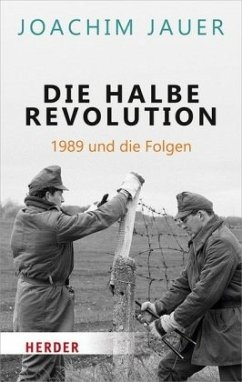 Die halbe Revolution - Jauer, Joachim