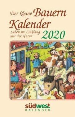 Der kleine Bauernkalender 2020 Taschenkalender - Muffler-Röhrl, Michaela