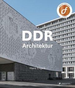 DDR-Architektur - Engels, Hans; Jäger, Frank Peter