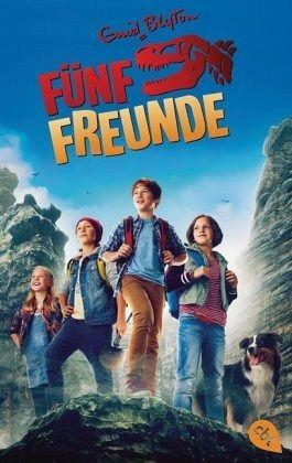 Buch-Reihe Fünf Freunde Buch zum Film von Enid Blyton