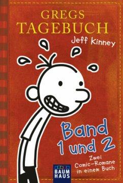 Gregs Tagebuch - Band 1 und 2 - Kinney, Jeff