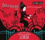 Enola Holmes, 4 Audio-CDs