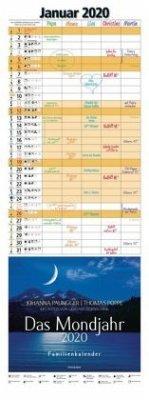 Das Mondjahr 2020 Familienkalender - Paungger, Johanna; Poppe, Thomas
