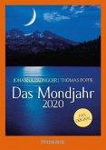 Das Mondjahr 2020 s/w-Taschenkalender