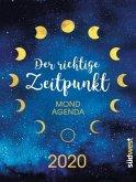 Der richtige Zeitpunkt - Die Mondagenda 2020
