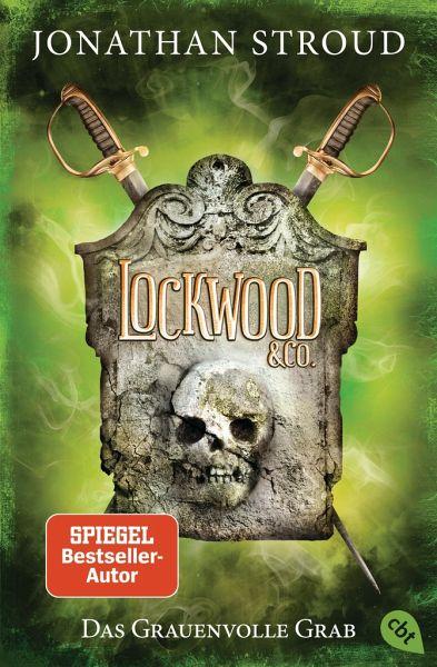 Buch-Reihe Lockwood & Co. von Jonathan Stroud