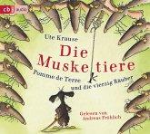 Pomme de Terre und die vierzig Räuber / Die Muskeltiere zum Selberlesen Bd.3