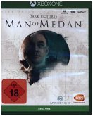 The Dark Pictures Anthology, Man of Medan, 1 XBox One-Blu-ray Disc