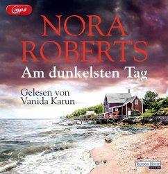 Am dunkelsten Tag, 2 MP3-CDs - Roberts, Nora