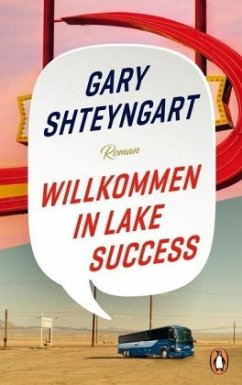 Willkommen in Lake Success - Shteyngart, Gary