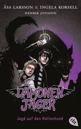 Buch-Reihe Dämonenjäger
