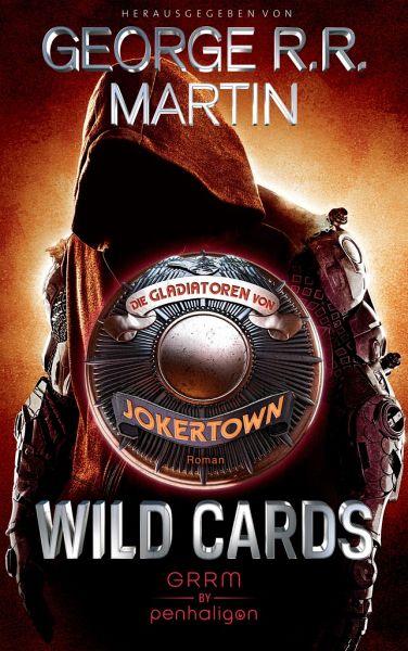 Buch-Reihe Wild Cards - Jokertown