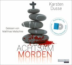 Achtsam morden, 6 Audio-CDs - Dusse, Karsten