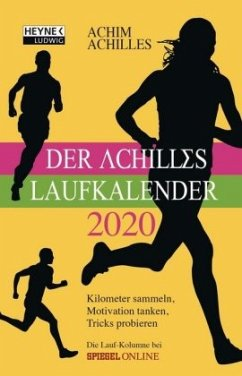 Der Achilles Laufkalender 2020 Taschenkalender - Achilles, Achim