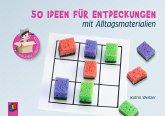 Kita-Kinder-Lernspiel-Kisten. 50 Ideen für Entdeckungen mit Alltagsmaterialien