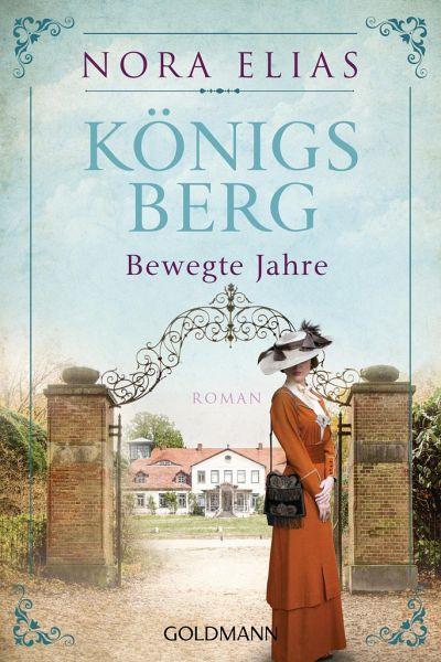 Buch-Reihe Königsberg-Saga