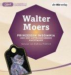 Prinzessin Insomnia & der alptraumfarbene Nachtmahr / Zamonien Bd.7 (1 MP3-CD)