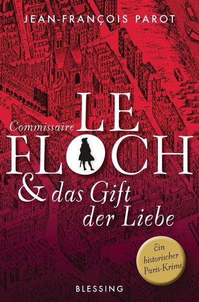 Buch-Reihe Commissaire Le Floch