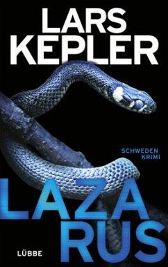 Lazarus / Kommissar Linna Bd.7 - Kepler, Lars