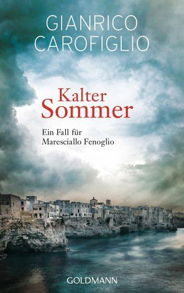 Buch-Reihe Maresciallo Fenoglio
