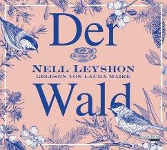 Der Wald, 8 Audio-CDs - Leyshon, Nell