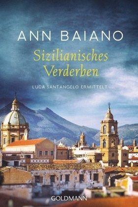 Buch-Reihe Luca Santangelo