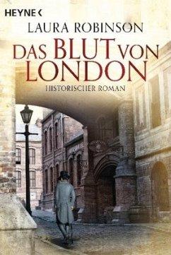 Das Blut von London - Robinson, Laura