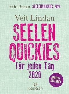Seelen-Quickies für jeden Tag 2020 - Lindau, Veit