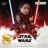 Star Wars: Die letzten Jedi, 1 MP3-CD