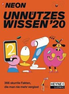 NEON - Unnützes Wissen 2020 Abreißkalender - NEON