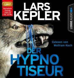 Der Hypnotiseur, 1 MP3-CD - Kepler, Lars