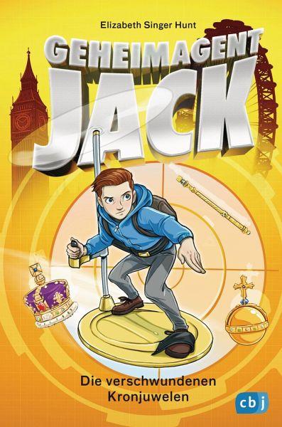 Buch-Reihe Geheimagent Jack