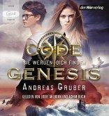 Sie werden dich finden / Code Genesis Bd.1 (1 MP3-CDs)