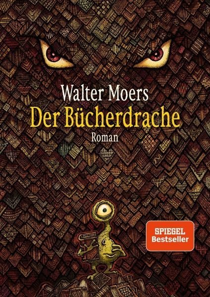 Buch-Reihe Zamonien von Walter Moers